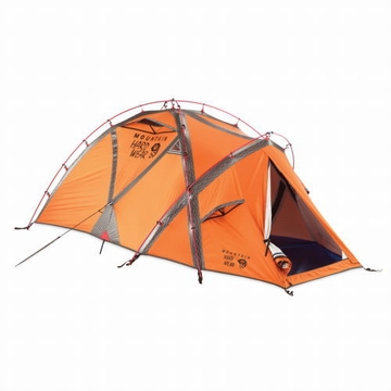 The EV2 is known for its sleek design quick pitch and staunch set against high winds. And why not? It was designed to the specifications of Ed Viestur ...  sc 1 st  EverestNews.com & The Mountain Hardwear EV2 Tent Review By the Everest GearGal