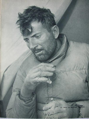 Maurice Herzog, Image from everestnews.com
